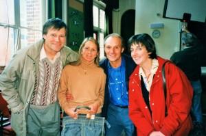Coronation Street Roy, Hayley & Maria